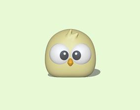 Cute Chick 3D printable model