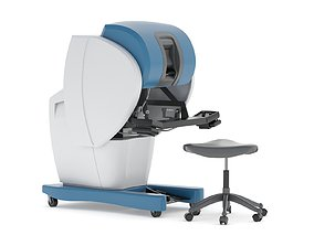 3D Robotic Surgery Controller