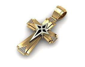 3D print model Cross 18