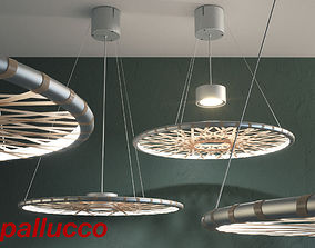 3D Tape 800 lamp by Pallucco