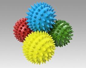 reflexology Massage ball 3D model