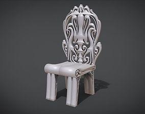 Classic Mandala Chair 3D printable model