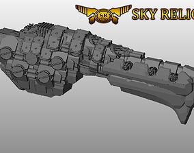 3D print model SKY RELICS - 06 AXLER