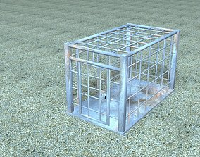 3D model Iron cage