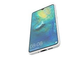 3D printable model Huawei mate 20 White TPU case