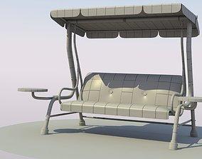 3D model Patio Swing