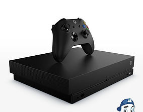 Xbox One X for Element 3D
