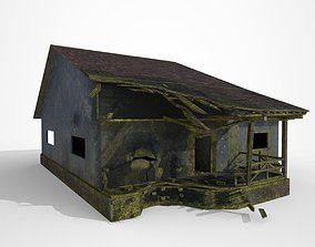 House Old 3D asset realtime