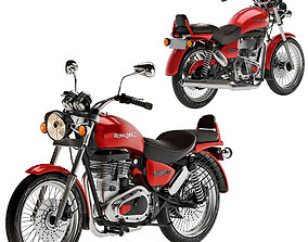 Royal Enfield Thunderbird 500 3D model