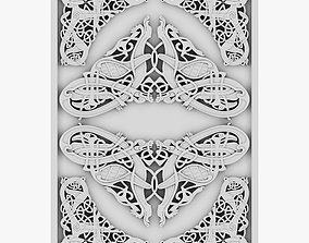 3D Celtic Ornament 23