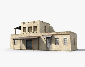 3D model Arab x17