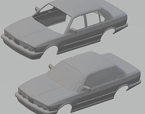 528E E28 Printable Body Car