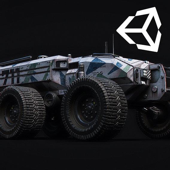 Transporter Vehicle