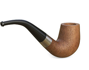 3D model Smoking pipe