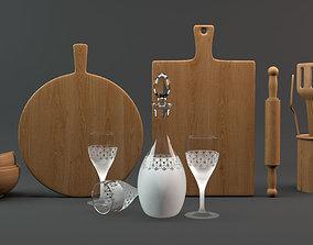 3D Kitchen Models starter kit