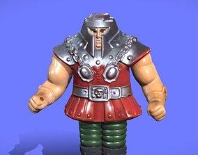 80s MOTU RAM-MAN FIGURE - 3D SCAN