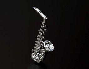 3D print model Saxophone