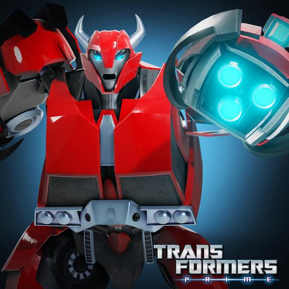 Cliff Jumper / Transformers Prime