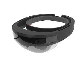 3D Microsoft Hololens