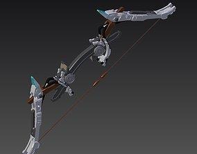 Aloys War Bow from Horizon Zero Dawn 3D printable model