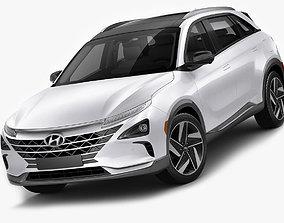 Hyundai Nexo 2019 3D model