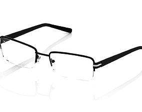 3D print model magnify Eyeglasses for Men and Women