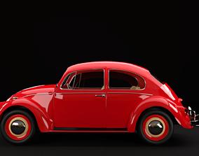 VW Kafer 1963 3D