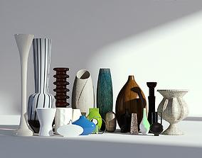Decoration Set 3D model geometric
