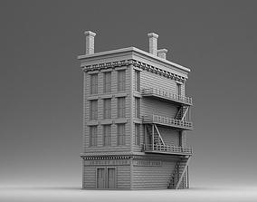 Jewelry store 3D printable model