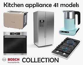 BOSCH Kitchen Appliance Collection - 41 models