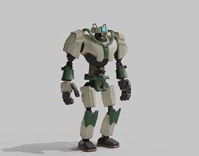 Desert Nomad Robot 3D model