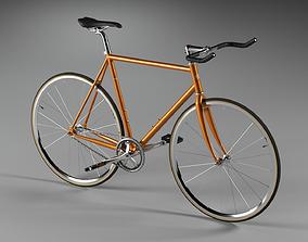 Wabi Lightning SE Fixed Gear Bicycle 3D