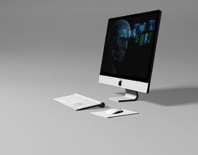 3D model Apple Pc computer
