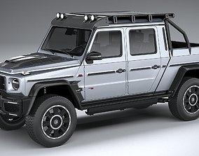 Brabus 800 Adventure XLP 2020 3D