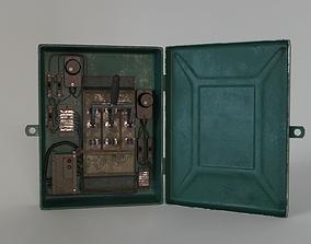 3D asset Electrican Box