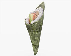 3D model Temaki Sushi