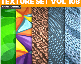 Cloth Vol 108 - Game PBR Textures 3D asset