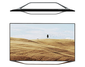 Samsung Smart TV UE55H7000 3D model
