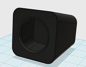 Speaker Box 3D printable model