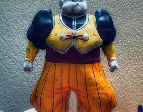 Android 19 Dragon Ball 3D Model android19