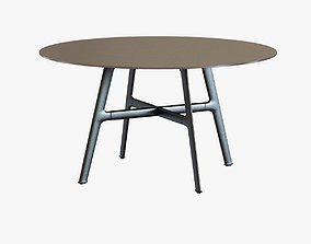 dedon dining table 3D model