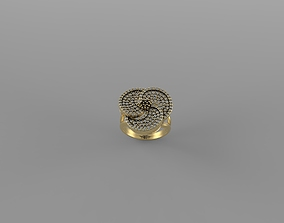 3D print model Helicon ring