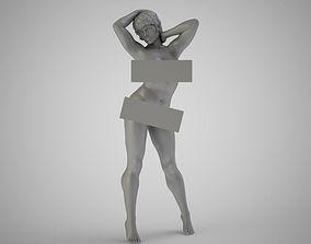 3D printable model Slim Girl