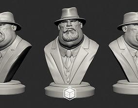 3D print model Mafia Boss