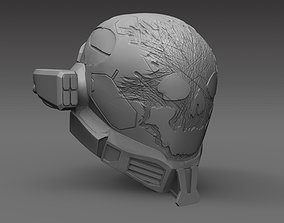 Emile Helmet 3D Printable