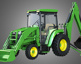 JD - 3033R Tractor 3D