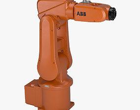 3D Industrial Robot ABB IRB 120