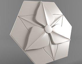 Decorative plaster - 03 3D