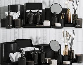 3D Zara home bathroom set