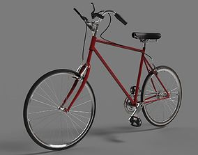 3D model bicycle sports